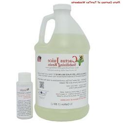 1/2 Gallon  Cactus Juice Stabilizing TurnTex Vacuum Equip Re