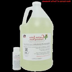 1 Gallon  Cactus Juice Stabilizing TurnTex. Vacuum Equip Req