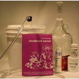 1 Gallon Winemaking Kit - Vintners Best Wine Equipment Kit -