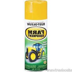 12 Oz Caterpillar Yellow Farm Equipment Spray Paint