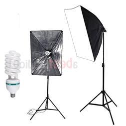 135W Lighting Softbox Photography Photo Equipment Soft Studi