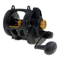 Penn 1292936 16VS Squall Lever Drag 2 Speed Reel, 725/20