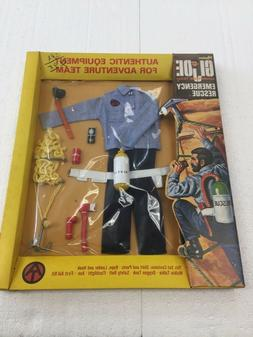 1971 GIJOE Authentic Equipment for Adventure Team EMERGENCY