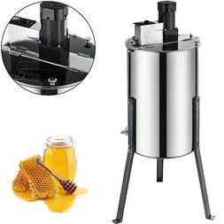 2/4 Frame Electric Honey Extractor Beekeeping Equipment Larg