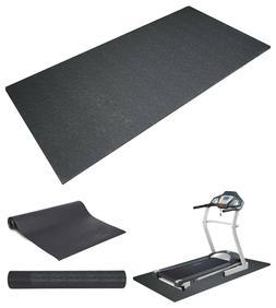 2.5'x 5' Exercise Equipment Mat Gym Bike Floor Protector