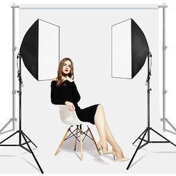 Lighting Softbox Photography Photo Stand for Lighting Kit E