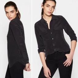 218 nwt signature blouse shirt 100 percent