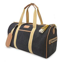 "Adrienne Vittadini 22"" Duffel Great for Weekends, Travel, Va"