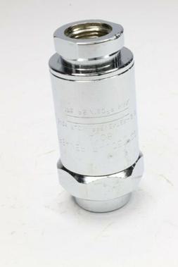 """GUARDIAN EQUIPMENT 2LVL1 Backflow Preventer, Brass 2-1/2"""" L"""
