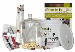 #3012BB Starter Winemaking Equipment Kit w/ Better Bottle &