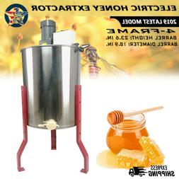 4/8 Frame Beekeeping Equipment Large Stainless Steel Electri