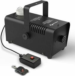 400W Fog Smoke Effect Machine Equipment w/ Remote Control