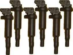 6 New OEM Bosch Ignition Coils 00044 0221504470 12137594937