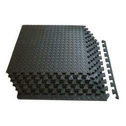72~ 216 Sq Ft Interlocking EVA Foam Fitness Equipment Floor