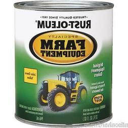 Rust-Oleum 7443502 Specialty Farm Equipment Brush On Paint,