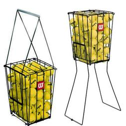 Wilson 75 Tennis Ball Pick Up Hopper Durable Portable tennis