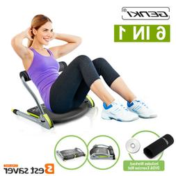 AB Machine Total Fitness Exercise Workout Fitness Train Home