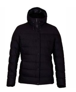 Auth Alchemy Equipment Wool Performance Hooded Down Jacket L