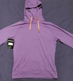 Black Diamond Equipment Dawn Wall Hoody Womens Purple Size L