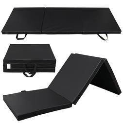 Heavy Duty Folding Mat Thick Foam Fitness Exercise Gymnastic