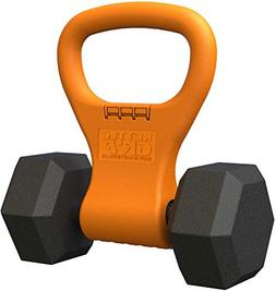Kettle Gryp - Kettlebell Adjustable Portable Weight Grip Tra