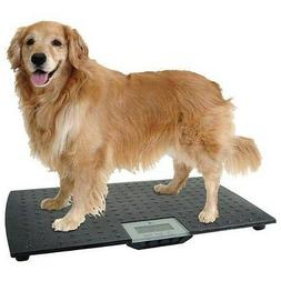 Large Digital Pet Scale Dog Cat Weight Grooming Veterinary E