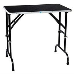 Master Equipment Adjustable Height Grooming Table, 36 by 24-