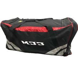 "New CCM senior carry ice hockey player equipment bag 38"" bla"