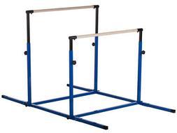 Nimble Sports Blue Parallel Bars Uneven Bars