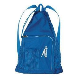 Speedo Swim Deluxe Ventilator Mesh Equipment Pool Gear Bag -