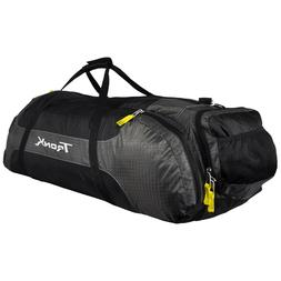 TronX Pro Lacrosse Equipment Gear Duffle Bag with Straps