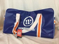 Warrior Pro Player Ice Hockey Equipment Carry Bag Blue Orang