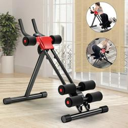 Ab Abdominal Exercise Machine Cruncher Trainer Fitness Body