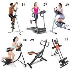 Ab Cruncher Abdominal Trainer Fitness Machine Body Shaper Gy