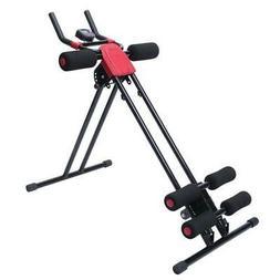 Abdominal Coaster Fitness Equipment Ab Trainer with Bottom-u