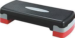 """KLB Sport 27"""" Adjustable Exercise Equipment Step Platform wi"""