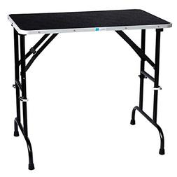 Master Equipment Adjustable Height Grooming Table for Pets,