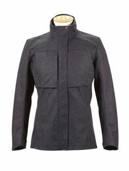 aem057 laminated wool insulated performance jacket