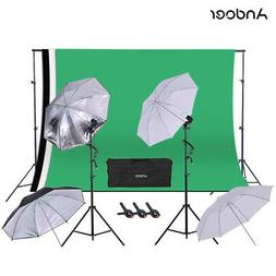 Photography Studio Light Kit Video Equipment Softbox+Light B