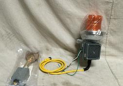 GUARDIAN EQUIPMENT AP275-200 Emergency Station Alarm Amber B
