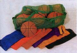 """36"""" Athletic Mesh Duffel Bag - Orange"""