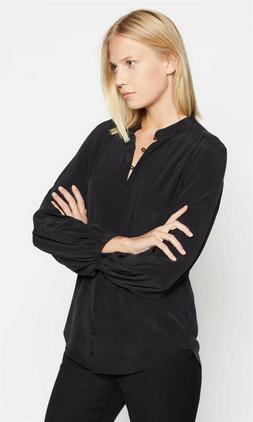 Authentic Equipment $248 Cornelia Silk Shirt