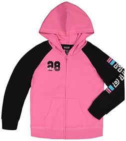 b u m equipment girls fleece zip