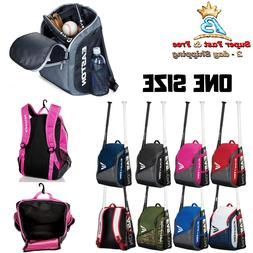 Baseball Backpack Bat Bag Youth Bat Pack Softball Bags Equip