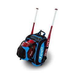 Baseball Bag by Stingray Light Blue Equipment Bags Clothing