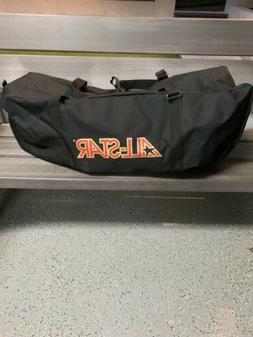 black 36 catchers equipment bag