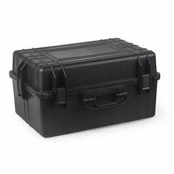 22inch Black Tactical Weatherproof Equipment Case - Deep
