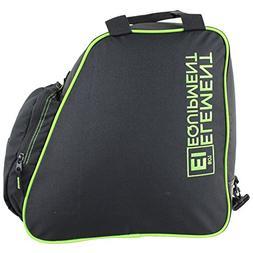 Element Equipment Boot Bag Snowboard Ski Boot Bag Pack Black