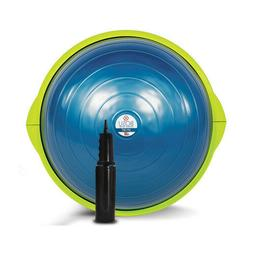 Brand New BOSU Balance Trainer Sport 50cm Blue with Lime Gre