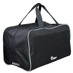 "NEW JAMM Sports 26"" Cargo Youth Carry Hockey Bag - Black"
